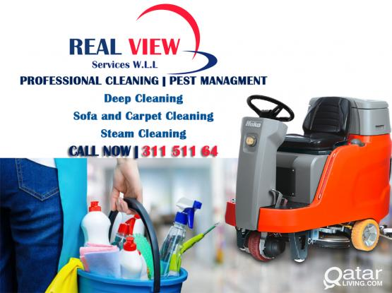 PROFESSIONAL CLEANING SERVICES | 311 511 64