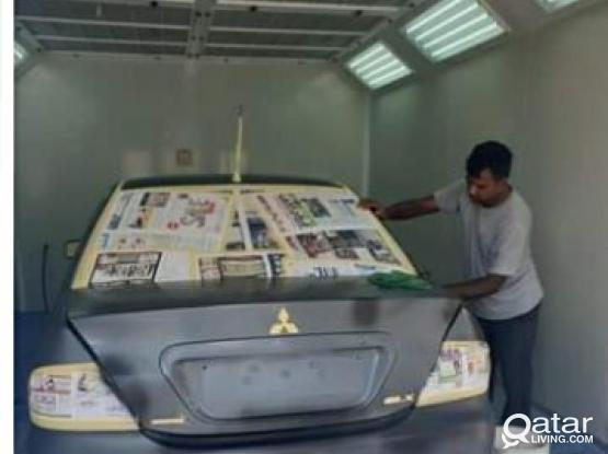 Paint your car/ Reseianble Price