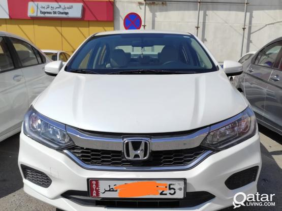 HONDA CITY 2019 MODEL CAR FOR RENT.1499QR/MONTH ONLY.CALL US-50309511.