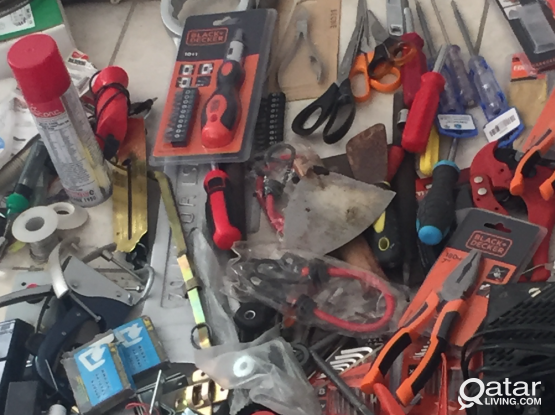 Working hand tools  and others network items for sale