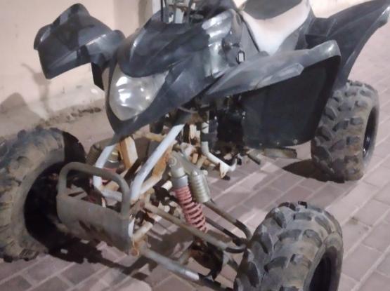 Suzuki Motorcycle 250 2018