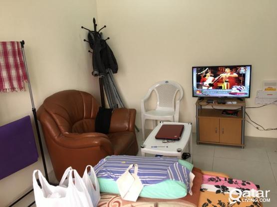 Perfect Studio @ Abuhamour Near to Baladi Hypermarket ( No Commission )