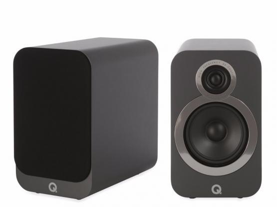 Brand Bew Latest model, Q Acoustics 3020i Bookshelf Speakers