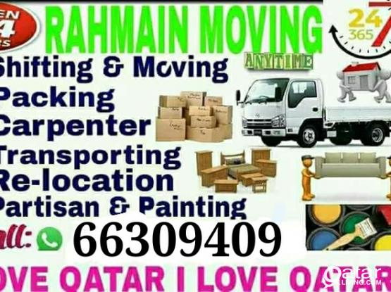 Low price 66 309 409 Moving shifting carpenter partition painting work call 66 30 94 09