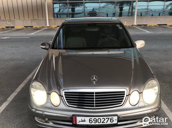 Mercedes E 240 2004