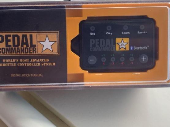 Pedal Commender For Jeep Wrangler JK