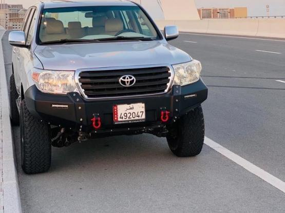 Toyota Land Cruiser 2010