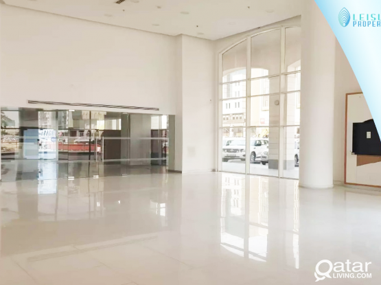 Wonderful Opportunity! Showroom For Rent @ Heart of Doha City (LP 10146)