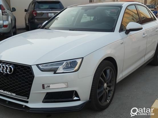 Audi A4 S-Line 2017