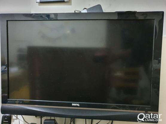 "BENQ 37 "" TV"