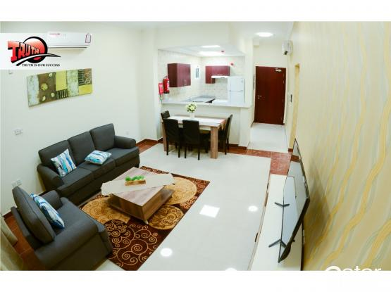 FEW UNITS LEFT !! 2 BHK FURNISHED APARTMENT UNITS FOR RENT !!