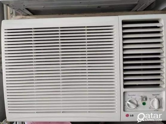 WlNDOW LG AC FOR SELL GOOD QUALITY CALL ME70697610,,
