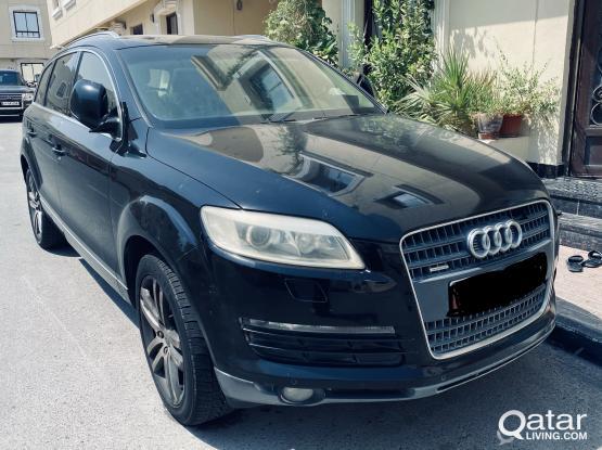Audi Q7 4.2 TFSI 2009