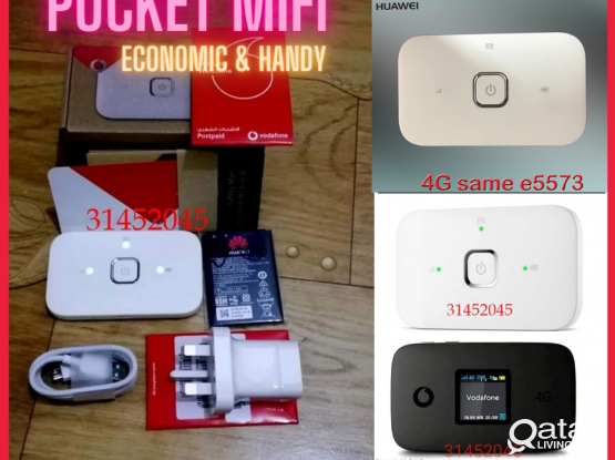 Huawei Pocket Router, Mifi/Wifi Unlimited fast Internet