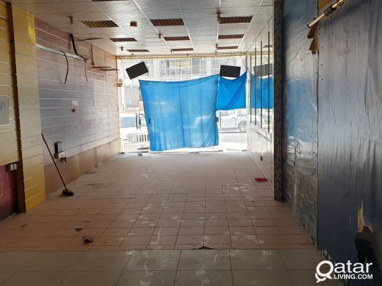 Shop for rent in Al Muntaza area