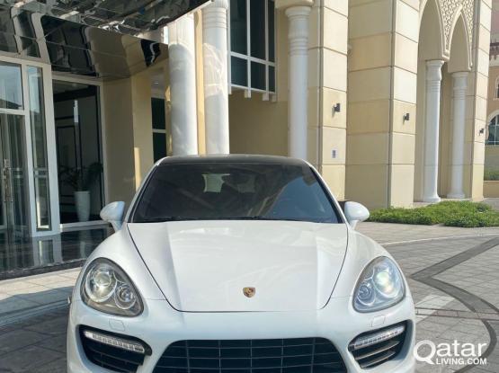 Porsche Cayenne Turbo 2013