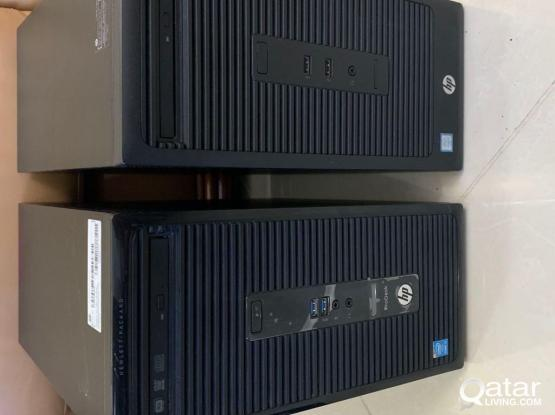 Hp 4th & 6th Gen Gaming PCs For Sale!
