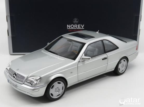 1:18 scale model car - Mercedes CL600