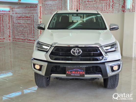 Toyota Hilux SR5 2021