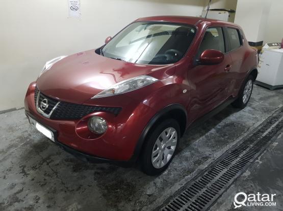 Nissan Juke SV 2012