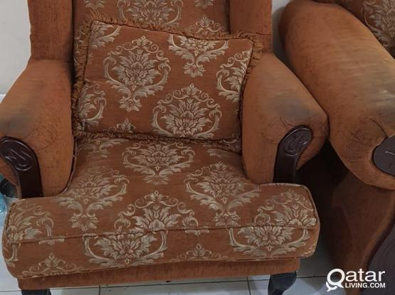 6 seater sofa for free