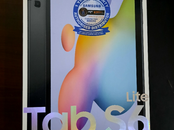 Samsung Tab S6 lite 1st owner