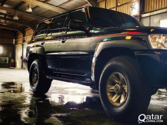 Nissan Patrol Safari 2016