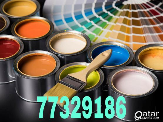 We do Plumbing, paints work, carpet, tiles work, Electric, Gypsum, Cleaning. Please call 77329186