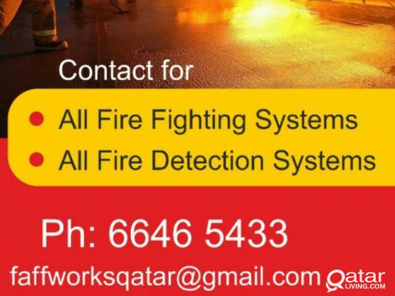 FREELANCER FOR FIRE PROTECTION WORKS