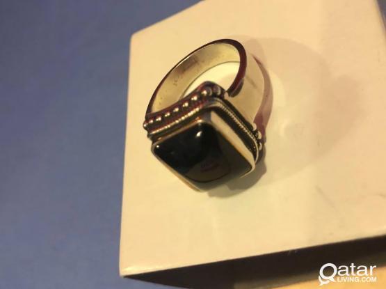 Lucifer's Ring (Seen On Netflix's Lucifer)size 9.5