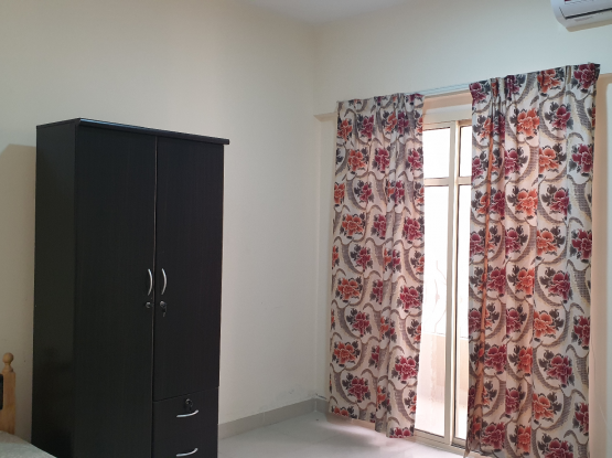 Fully partitioned room for rent in Bin Mahmoud