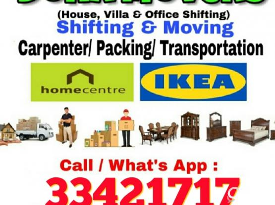 Doha Best Moving & Shifting Co.Our service 24/7  house,vill, office, showroom,stor, carpenter working good.Buying house hold used furniture item call & WhatsApp Me:-974-33421717.Now Discount offer good working & good price. Any time hold of Qatar.