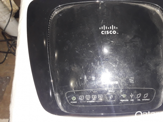 2 Cisco Routers + Sony Charger For Sale
