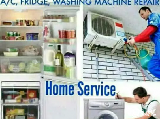Fridge, AC, Washing machine repair. Please call 66783998