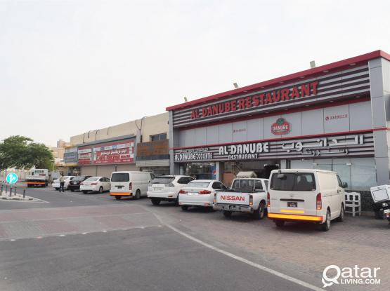 Shop space for Rent in Industrial Area Al Athiya 05
