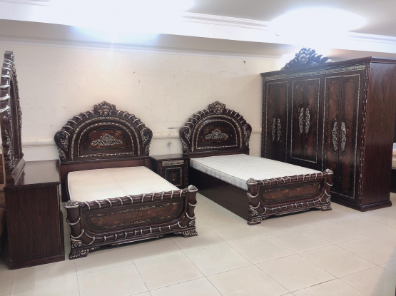 Single bedroom set 200x120cm Complete set