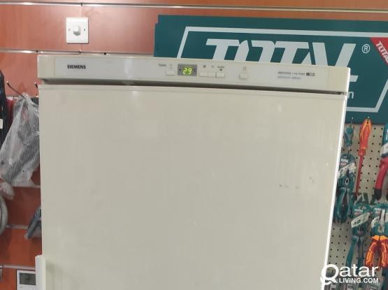 Dish washers, Small Refrigerators, Electrical Stoves