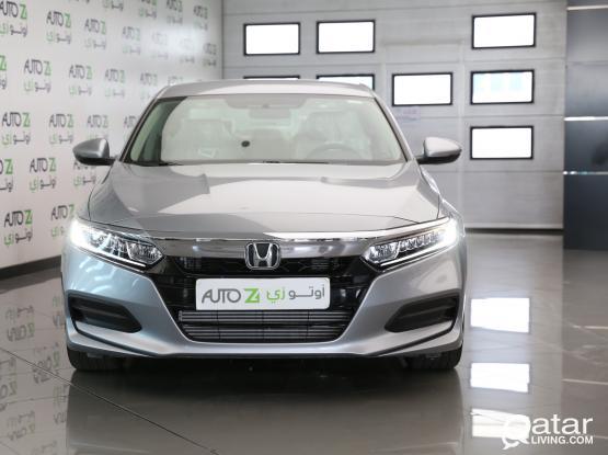 Honda Accord LX Turbo 2020