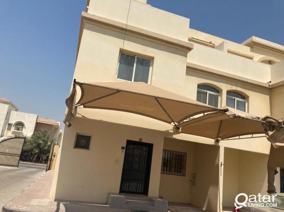 193 - Unfurnished 5BR Compound Villa for Rent