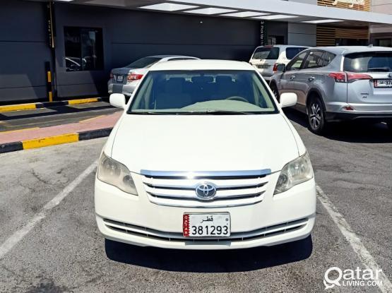 Toyota Avalon XL 2007