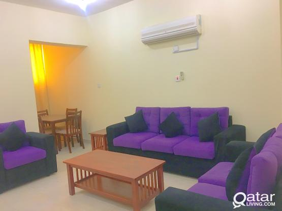 (*NO COMMISSION*) BEST DEAL FULLY FURNISHED 2BHK opp METRO @ MANSOURA