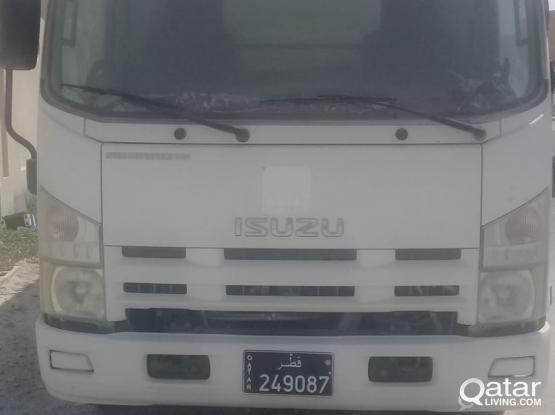 Isuzu Truck 2013