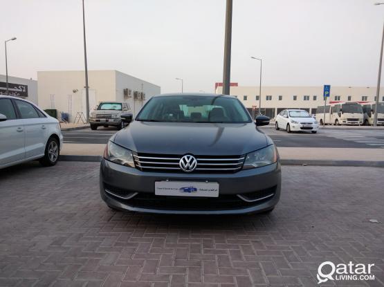 Volkswagen Passat Standard 2015
