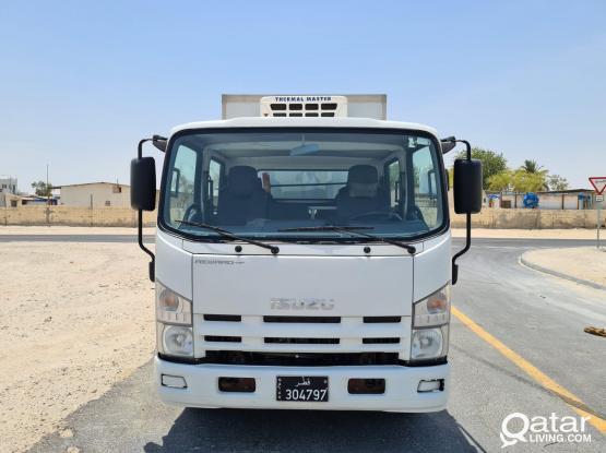 Isuzu Truck 2016