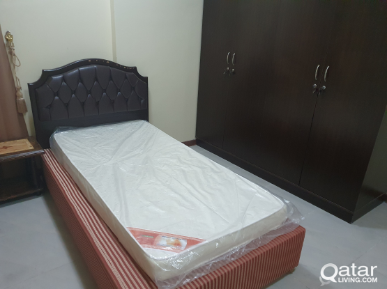 Bed Space for 1 Month in Fully Furnished 1 BHK