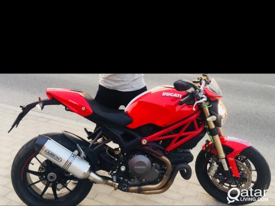 Ducati Monseter 1100 2012