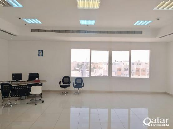 Affordable!!145 Sqm Partitioned Office Space Available in Wakra