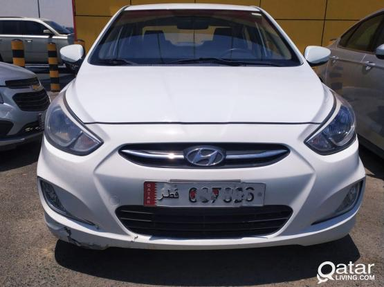 HIRE 2016 MODEL HYUNDAI ACCENT AT AFFORDABLE PRICE.CALL US-50309511/44687507.