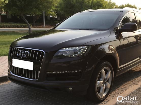 Audi Q7 3.0 TFSI 2011