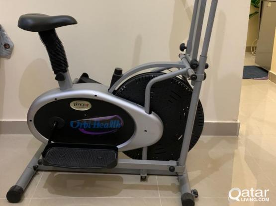 Orbi Health Cross trainer in very good condition